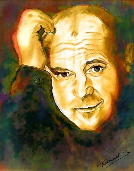 Phil Collins por Tekkamaki